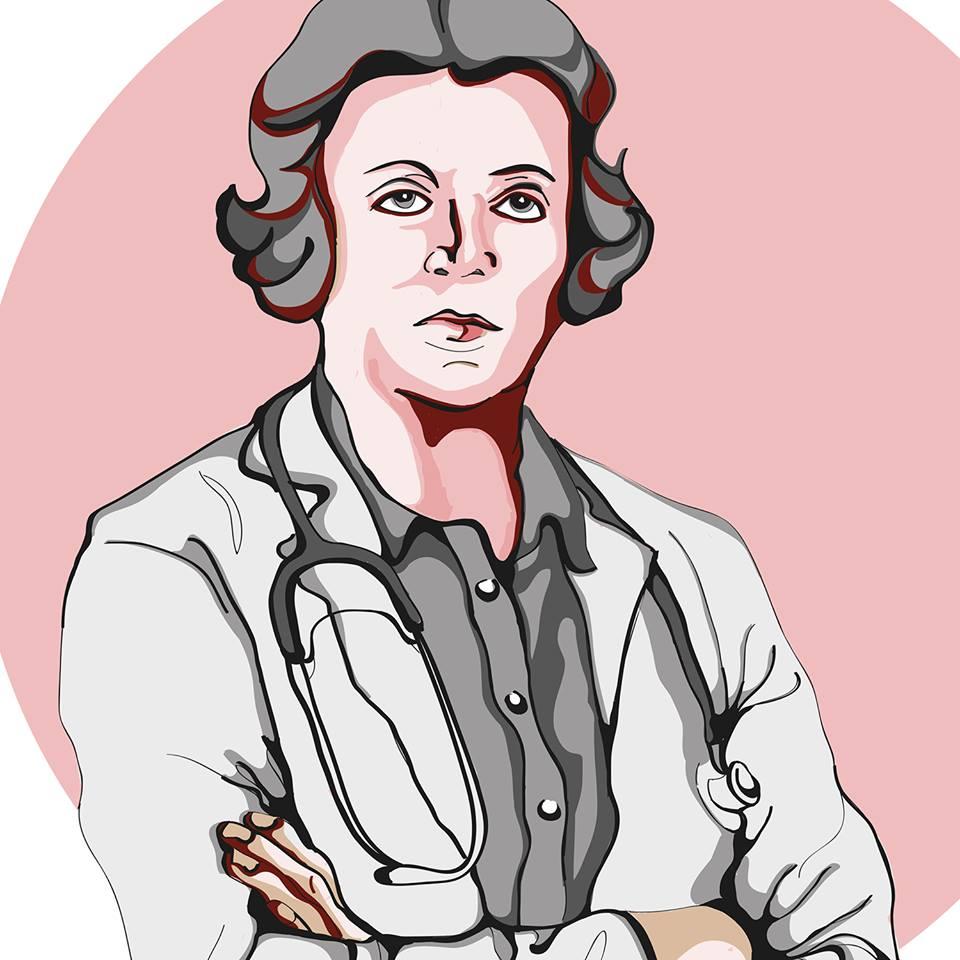 Kända bosniska kvinnor, Sevala Zildzic-Iblizovic, första muslimska kvinnliga läkaren.