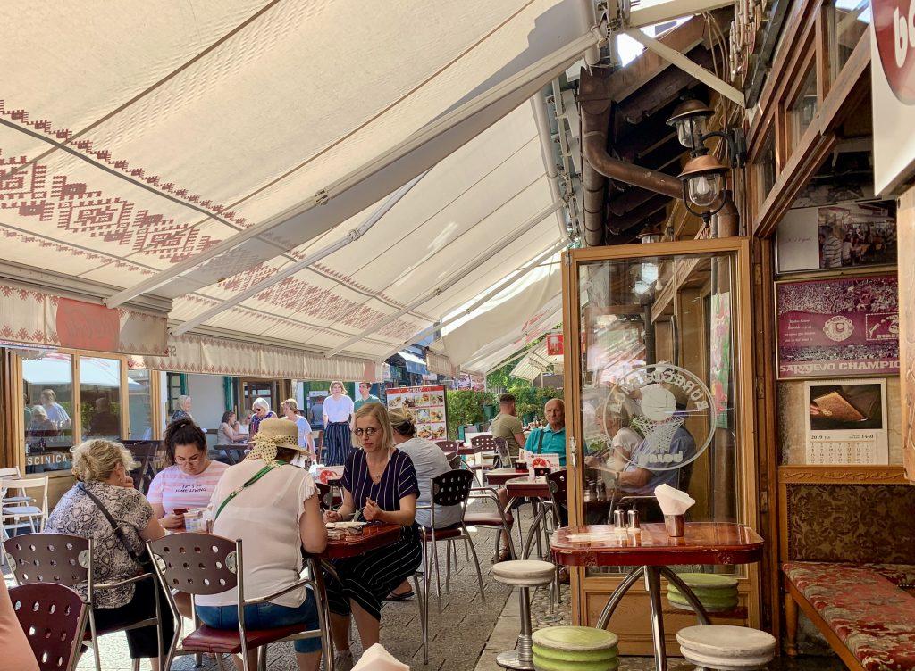 Restaurang Bosna Sarajevo